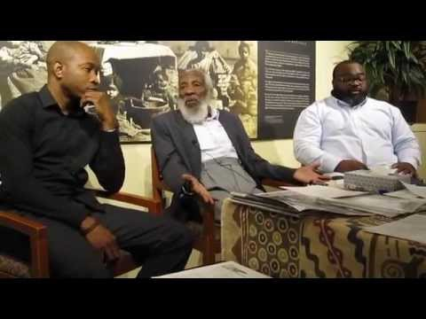 Dick Gregory PART 1 of 5