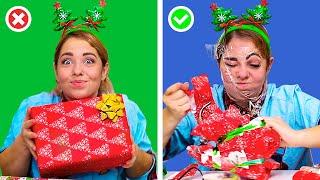 Noël : Attentes vs Réalité