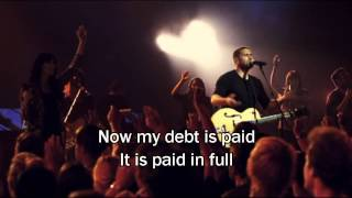 Man Of Sorrows - Hillsong Live (New 2013 Album Glorious Ruins) Worship Song with Lyrics