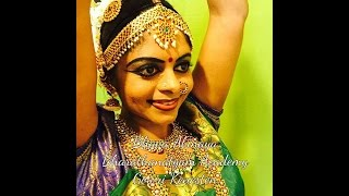 Tamil Christian Classical Dance ,Paralogaththil vaazhum parameshwara - Performed by Gowri Kenesten.