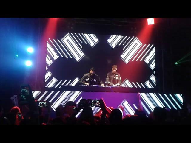 Yellow Claw Live Surabaya 21st April 2017 at The Warehouse Part 2
