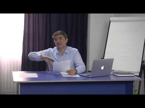 Саволу чавоб бо Саидмурод Давлатов.
