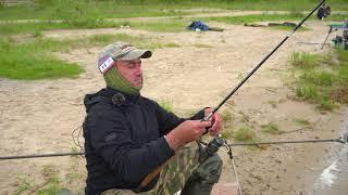 ТК Городской. Рыбалка на Набережной