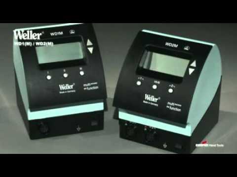Weller WD1 and WD2 120V Digital Soldering Station Power Unit