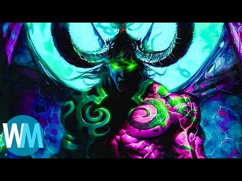 Top 10 Best Warcraft Characters!