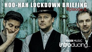 Hoo Hah Lockdown Briefing Ep5 - Steampunk Shenanagins 'Say Hello To Lola Milton Berle' (LX1RE)