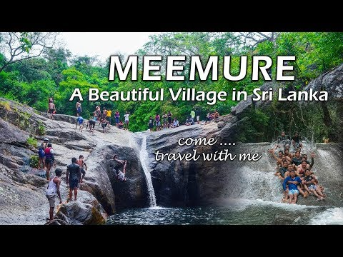 """Meemure"" a beautiful village ( sri lanka) - Come Travel With Me..."