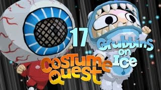 Costume Quest Grubbins On Ice Let