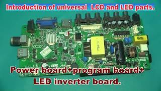 China universal lcd/led tv board.#Part-2