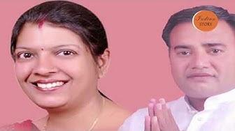 INDIAN STORY SANTLAL AGGARWAL , YOUTH LEADER BJP , MOHAN GARDEN , DELHI