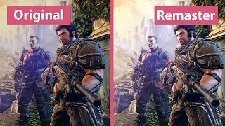 Bulletstorm – PC 4K Original vs. Full Clip Edition Remaster Graphics Comparison