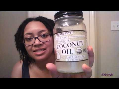 Loc Chit Chat: I love Coconut Oil, I think......