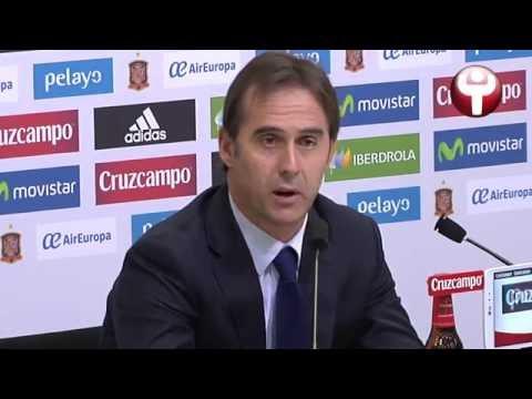 Julen Lopetegui deja fuera de la convocatoria a Iker Casillas