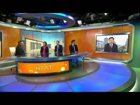 The Heat: Latest from 19th Communist Party Congress Pt 2