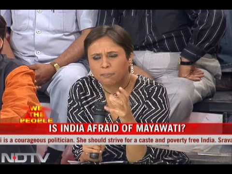 Who's afraid of Mayawati?