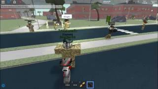 Roblox british army (People when 2 HQ is in the academy)