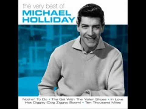 michael holliday  RUNAWAY TRAIN