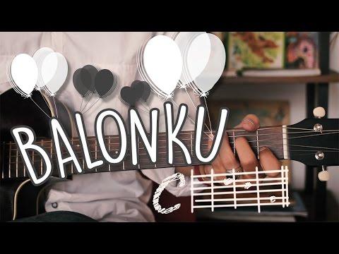 "Mari Belajar Gitar Lagu ""Balonku"""