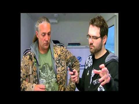 Marduk Interview @ Dokk'em Open Air