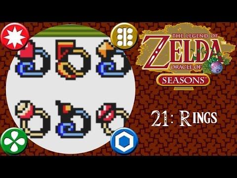 The Legend Of Zelda: Oracle Of Seasons (Linked Game) Walkthrough Part 21