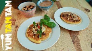 Reis-Pfannkuchen // Restlos glücklich #1 // #yumtamtam