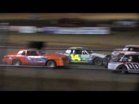 Hobby Stock Amain @ Independence Motor Speedway 05/06/17