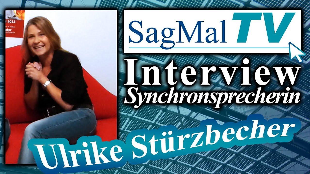 Deutsche Synchronkartei Synchronsprecher Ulrike Stürzbecher