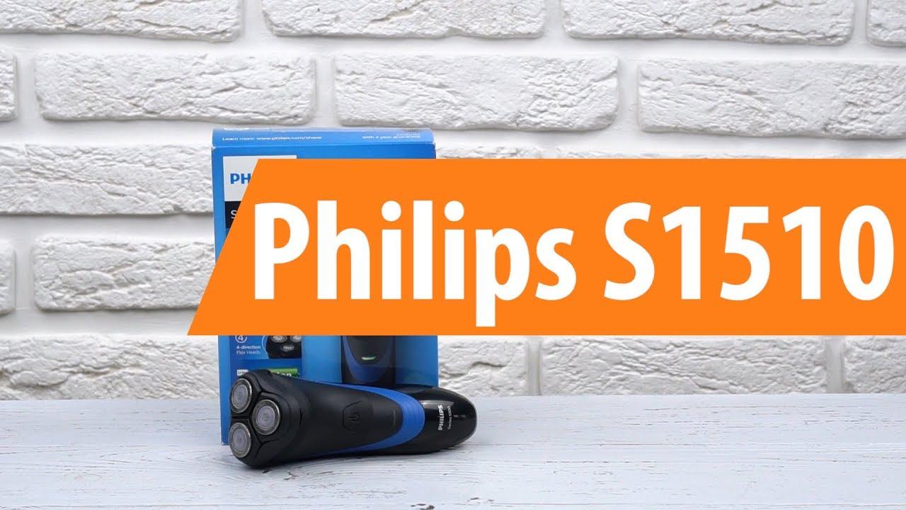 Распаковка Philips S1510   Unboxing Philips S1510 - YouTube 6e360ba8292