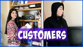 Τύποι Πελατών || Fraoules22
