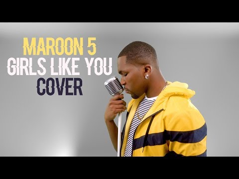 Maroon 5 - Girls Like You ft. Cardi B (Desmond Dennis Cover)