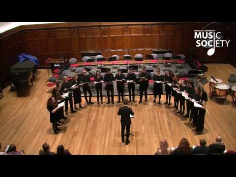 Chamber Choir - Music Society Easter Concert