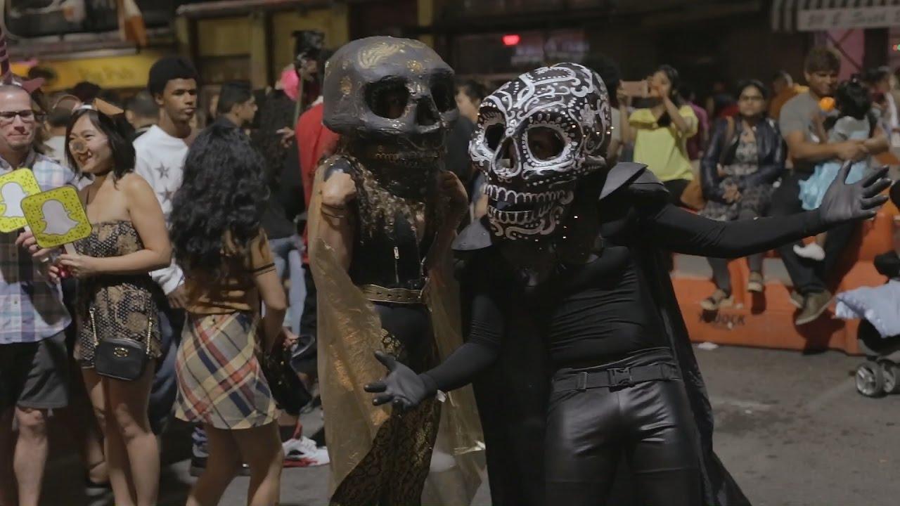 Halloween 2016 6th Street Austin Texas & Halloween 2016 6th Street Austin Texas - YouTube