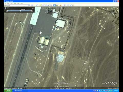 shamsi air base drones Pakistan