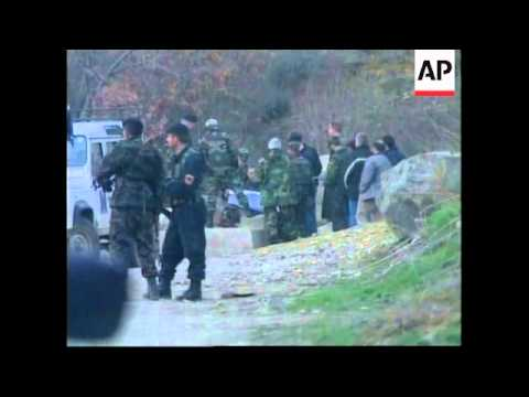Kosovo: Rebels: NATO commanders failed meeting with rebel leader