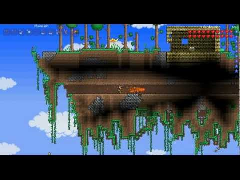 Terraria: How To Find Floating Islands