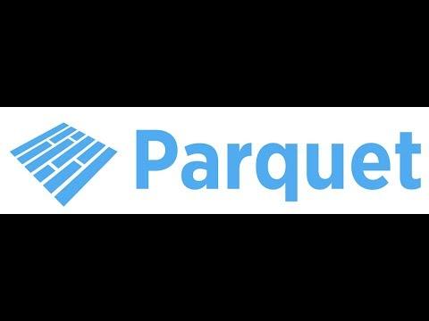 Apache parquet 4 :  Parquet in practice