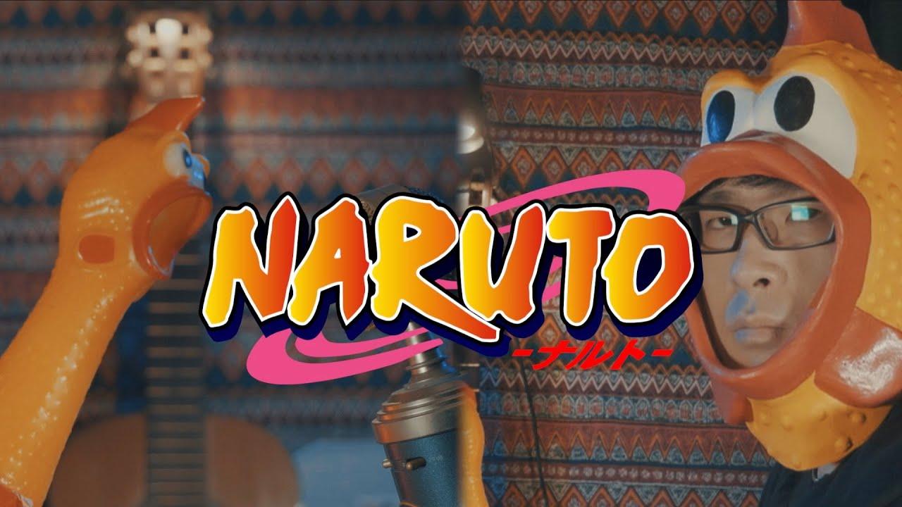 《Naruto / Main Theme》びっくりチキンで弾いてみた【チキリスト】