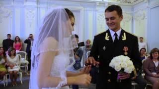 Свадьба Александра и Ксении, ЗАГС