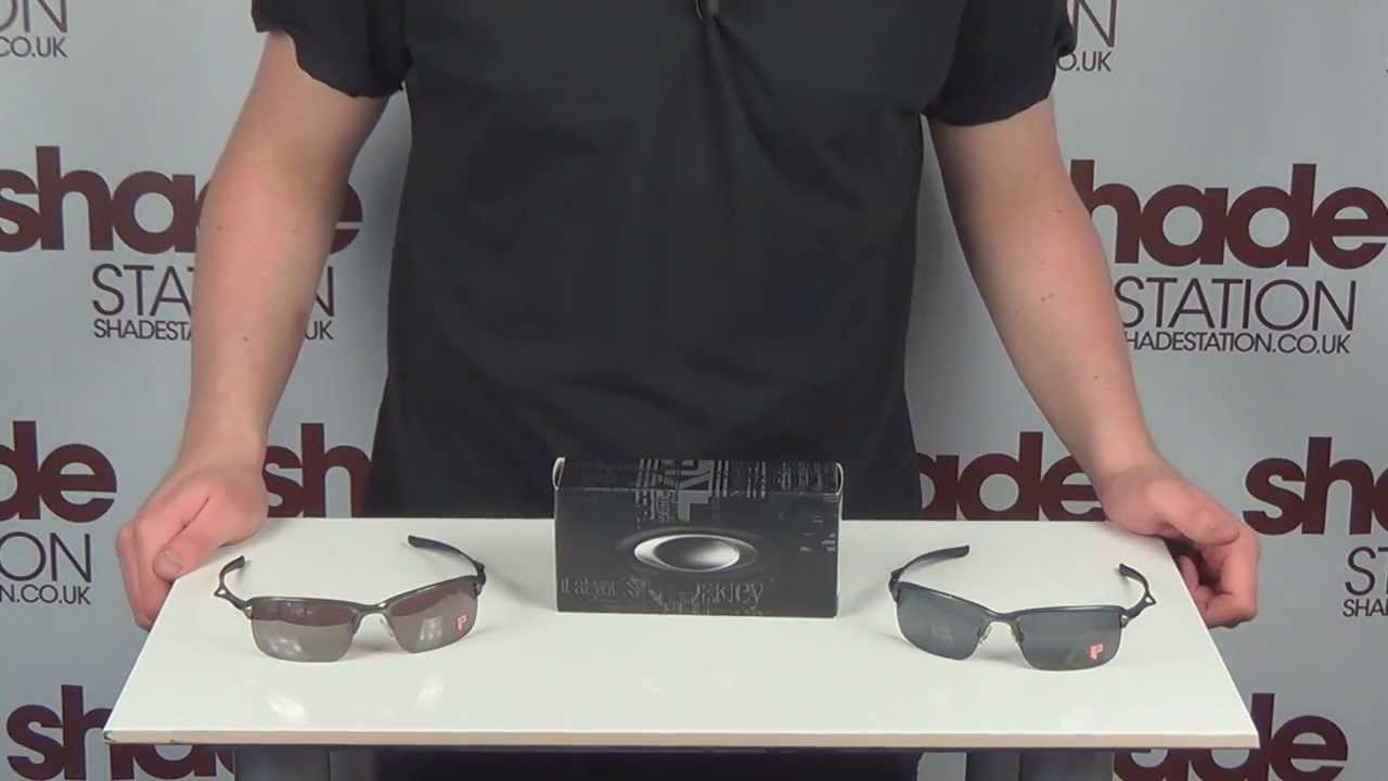 Oakley Wiretap Sunglasses Review | ReviewStation - YouTube