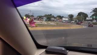Manuel y su familia saliendo de Barinas, Venezuela, rumbo a Santa Fe