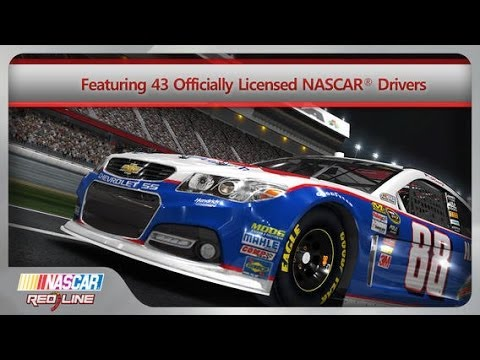 NASCAR: Redline - Anroid / IPhone / IPad GamePlay
