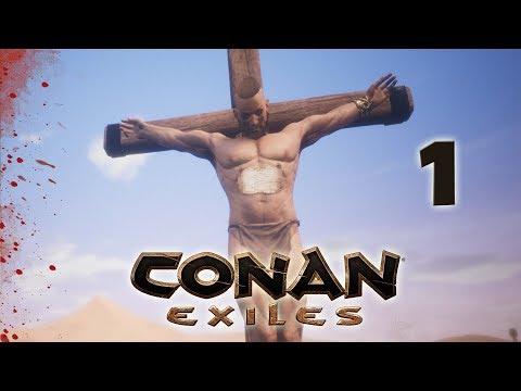 Прохождение Conan Exiles Сезон 2 #1 Возвращение в суровый мир