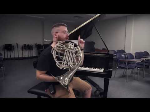 📯How to Play the French Horn - Scale Warmup (EP.2)