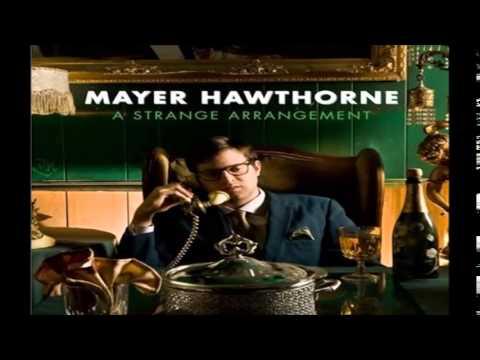 Mayer Hawthorne =  I Wish It Would Rain