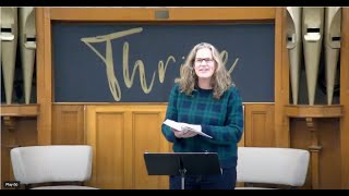 Jan 31, 2021Calvary United Church (message portion)
