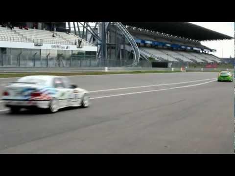 VLN 4. Lauf Langstreckenpokal Nürburgring Gewinner Audi R8 LMS (Stippler + Basseng) 23.6.2012 **