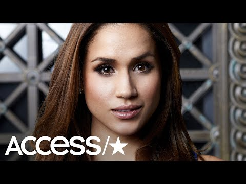 Meghan Markle Makes 'Suits' Return In Cheeky Way You'd Never Expect