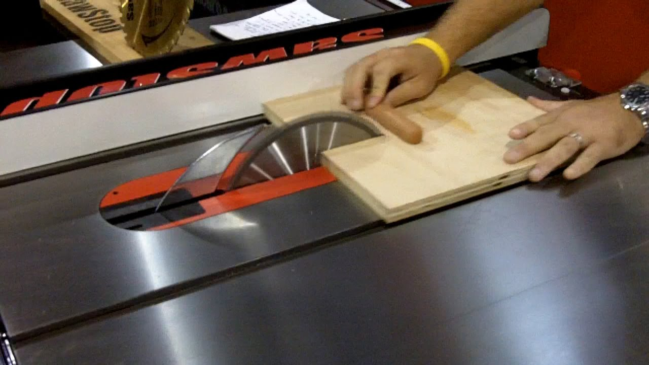 How To Make Table Saw Youtube