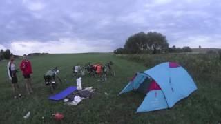 Aggtelek - Vadkemping (wild camping)