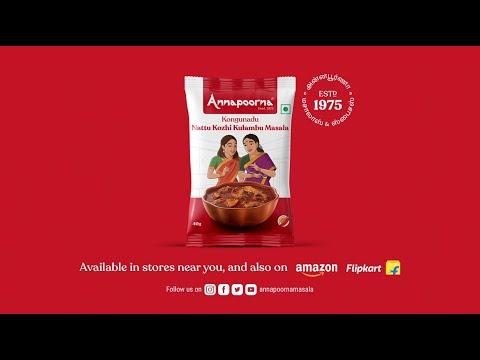 Nattu Kozhi Kulambu Masala   Annapoorna Masalas & Spices